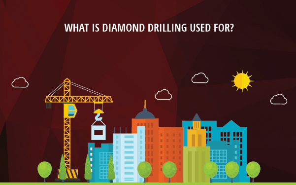 what is diamond drilling used for?
